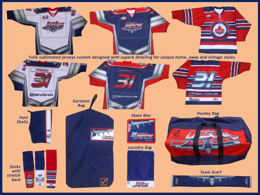 hockey equipment, Ultimate Sports